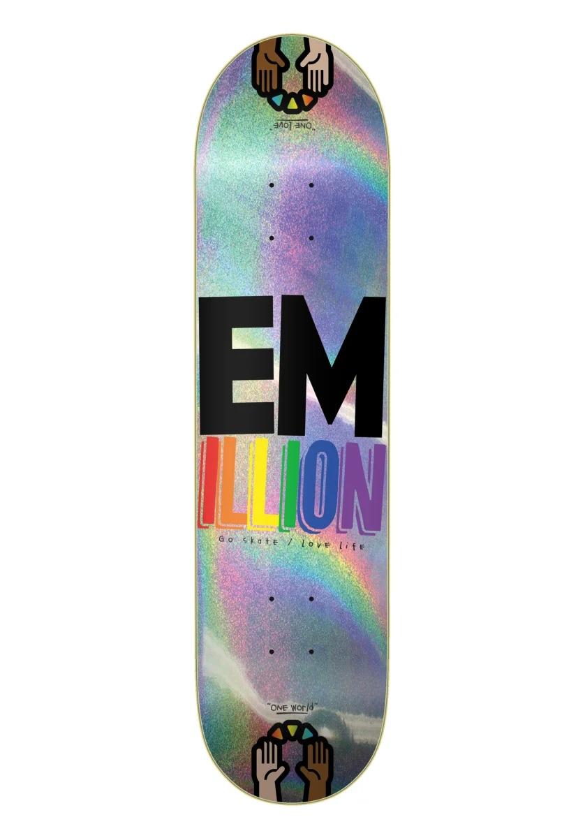EMILLION LASER DECK ONE WORLD