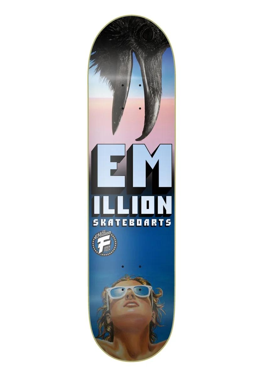 EMILLION FIBERTCH DECK INSANE