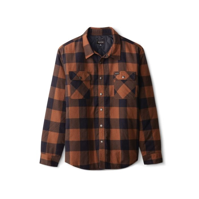 BRIXTON BOWERY LINED L/S