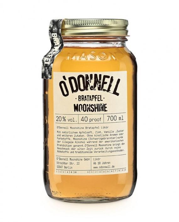 O`DONNELL MOONSHINE BRATAPFEL