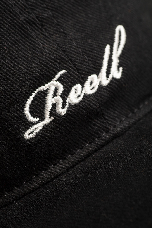 REELL SINGLE SCRIPT CAP