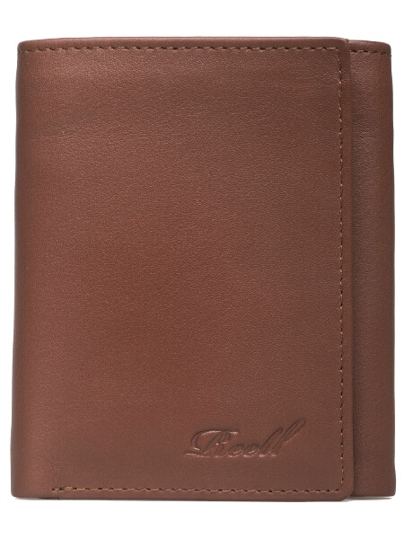 REELL MINI TRIF. LEATHER WALLET