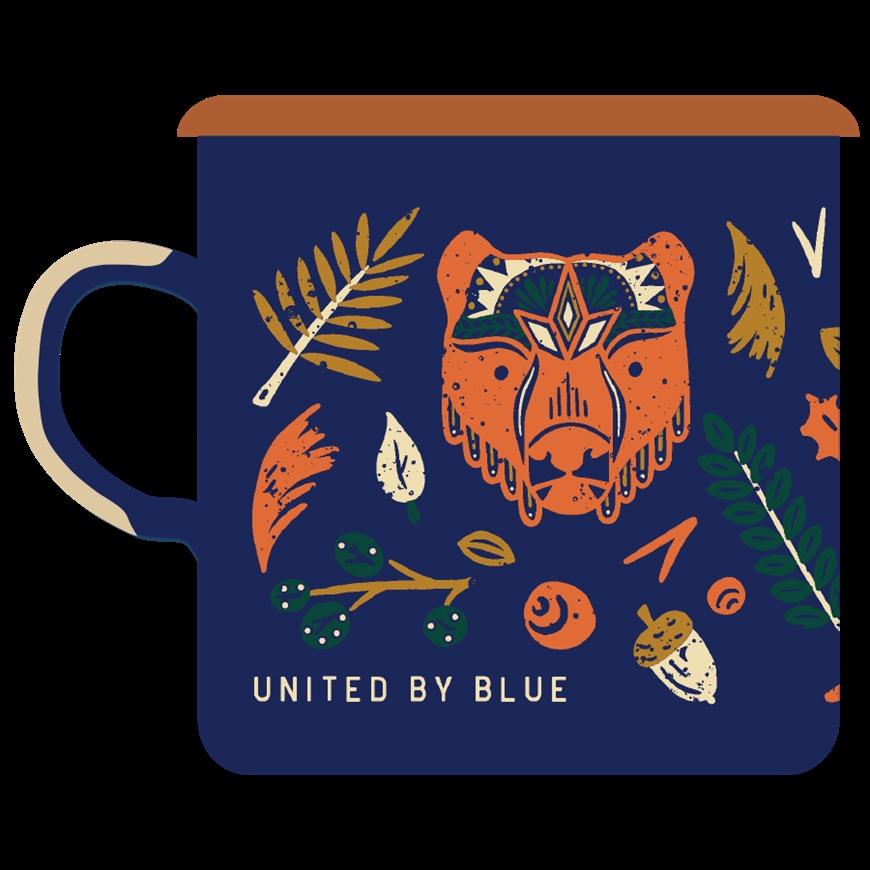 UNITED BY BLUE FOLK & FAUNA MUG