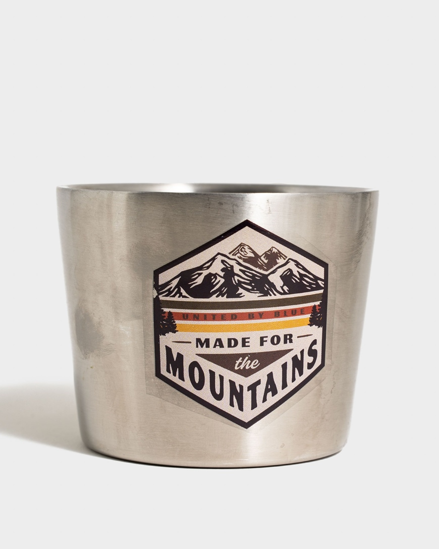 UNITED BY BLUE MADE FOR THE MOUNTAINS CUP