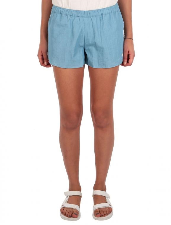 IRIEDAILY CIVIC SHORT [LIGHT BLUE]