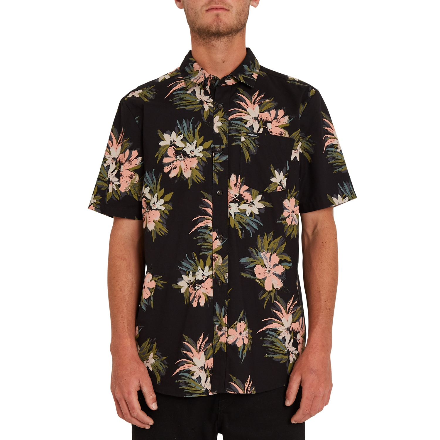 VOLCOM FLORAL WITH CHEESE