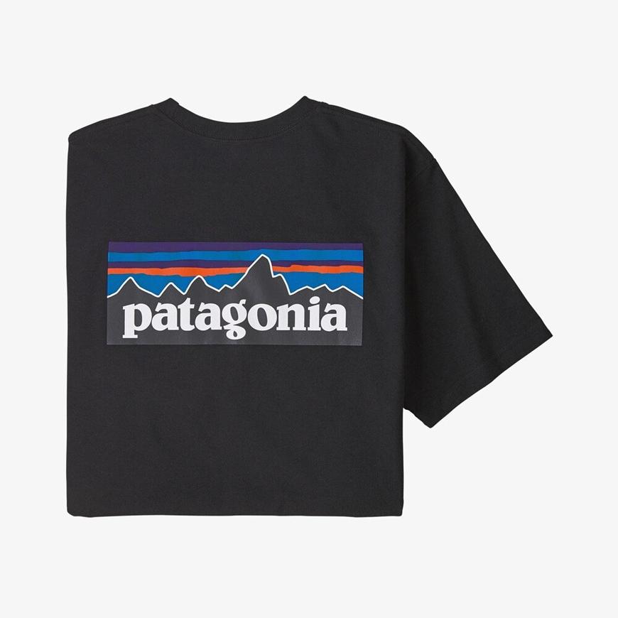 PATAGONIA M'S P-6 LOGO  T-SHIRT